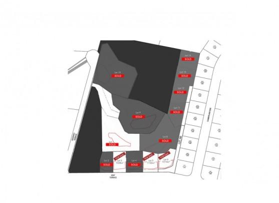 5 Lots, Symons Close, Kent Terrace, Taradale