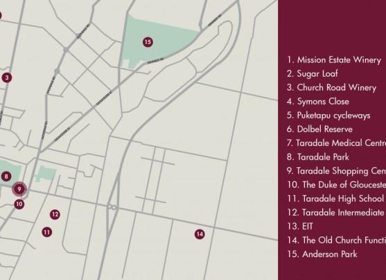 Lot 7, Symons Close, 4 Ridgeway Terrace, Taradale