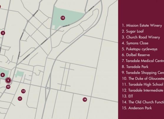 Lot 6, Symons Close, 49 Kent Terrace, Taradale