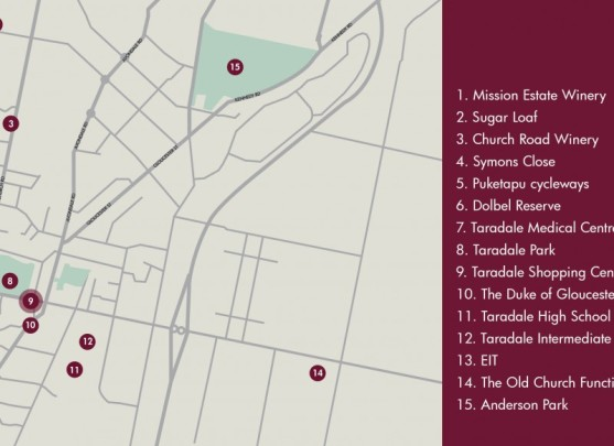 Lot 3, Symons Close, 55 Kent Terrace, Taradale